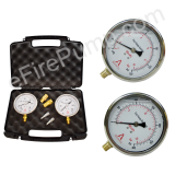 Fire Pump Suction & Discharge Gauges