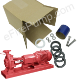 AC Fire Pump 2000 Repair / Repack Kit - 3x2x6.5F