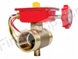 "Aleum Grooved Butterfly Valve (1""-2"")"