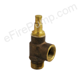 "3/4"" Cash Acme Jockey Pump Pressure Relief Valve"