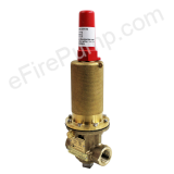 "Cla-Val 55L-60 3/4"" Fire Pump Casing Relief Valve UL/FM 100-300 PSI"