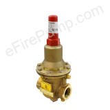 "Cla-Val 55L 1"" Fire Pump Casing Relief Valve UL"