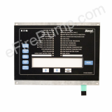 Eaton Main Display Panel Membrane (English) P/N CE16196H01