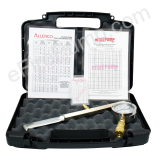 Allenco Pitot Kit with Case, Gauge, Charts