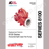 Download AC Fire Pump Series 8100 Horizontal Split Case Parts Guide (Free PDF)
