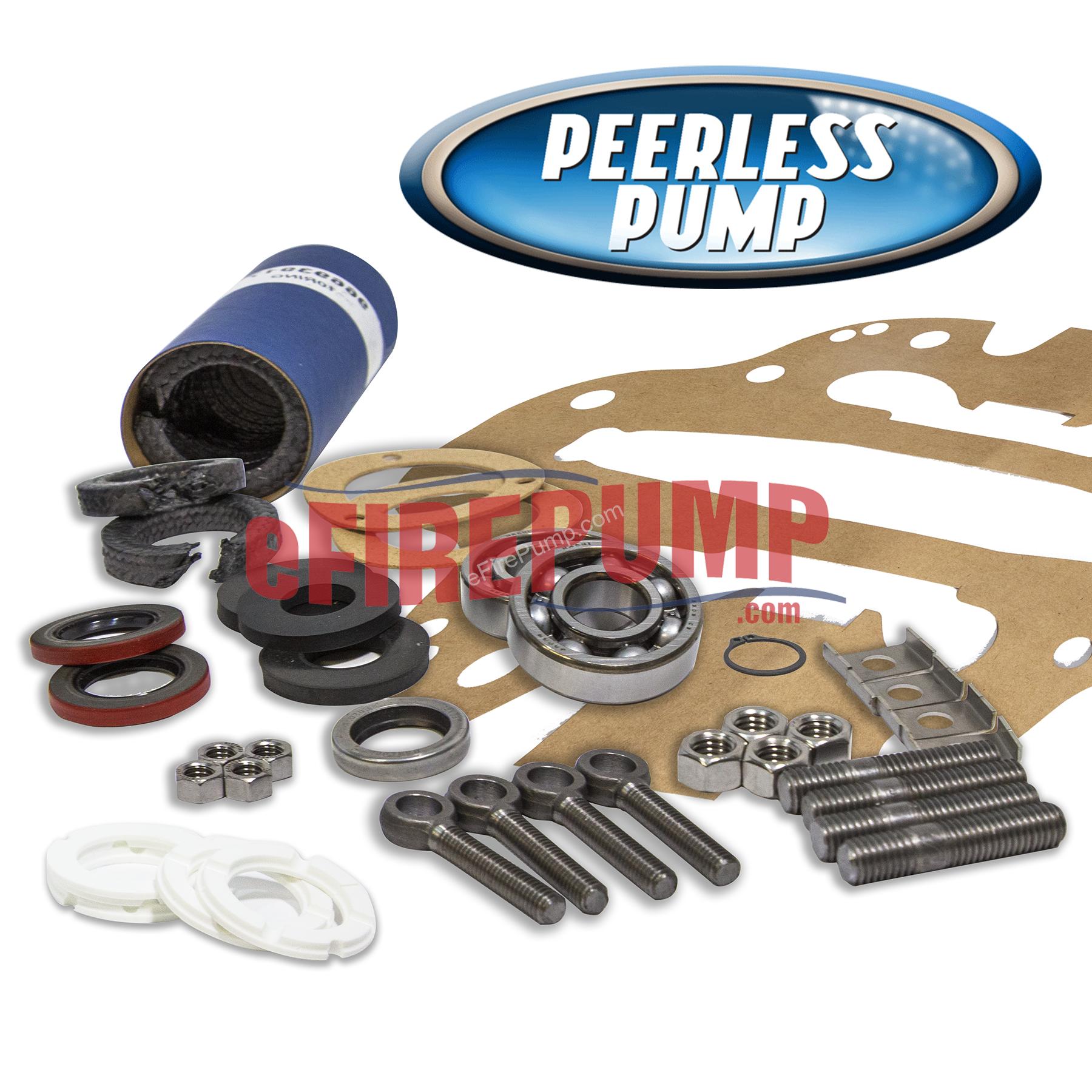 Peerless Fire Pump Repair / Repack Kits - AEF Group 3